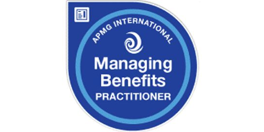 Managing Benefits Practitioner 2 Days Training in Darwin