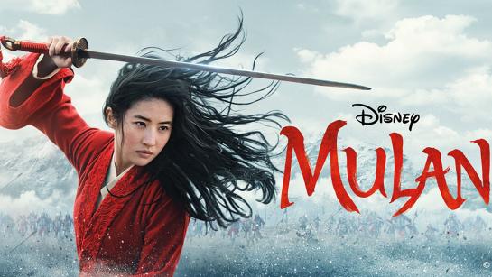 Moonlight Cinema - New Mulan Movie
