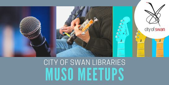 Midland Library Muso Meetups (Fridays)