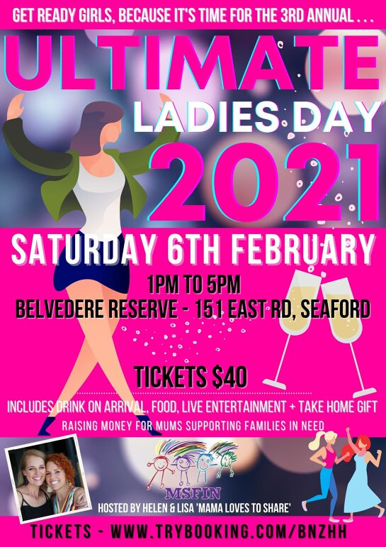 ULTIMATE LADIES DAY 2021