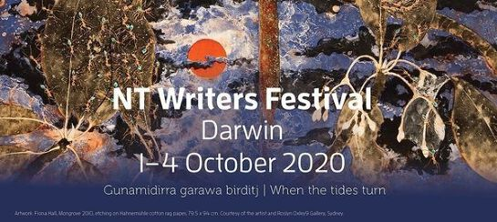 NT Writers Festival 2020 Live !