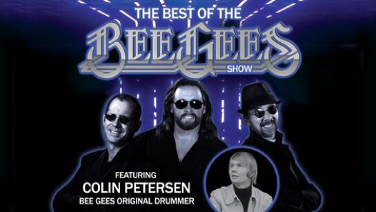 BEST of the BEE GEES with Colin Petersen Twin Towns 16th Jan 21