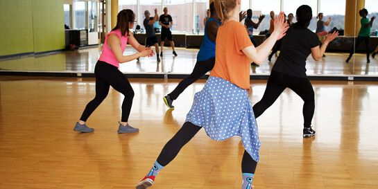 Move Your Body Dance–Exercise Class