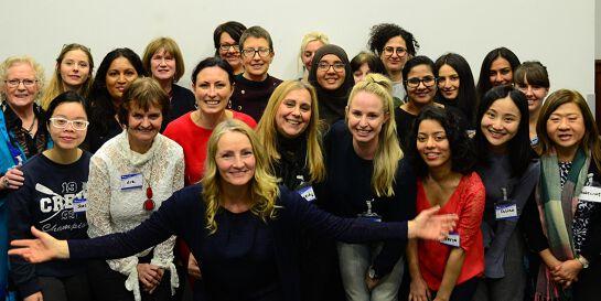 SHE Talks 'The Confident Speaker'(monthly) - FREE WORKSHOP for Women
