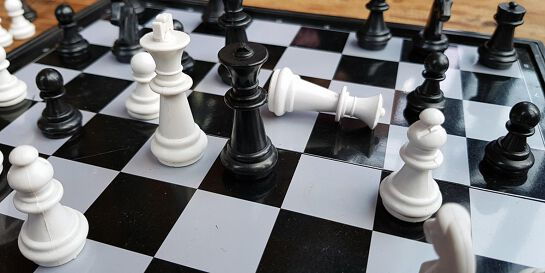 Chess & Checkers Club - Weekly  -  Seaford Library