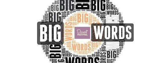 Big Words: A Hip Hop Showcase | Desert Festival 2020