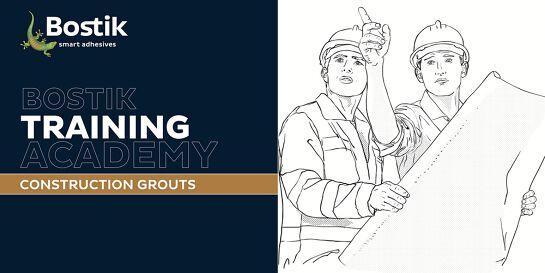 Bostik Construction Grouts Training - Level 1