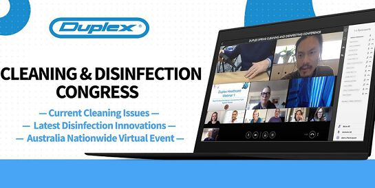 Cleaning and Disinfection Congress February 2021
