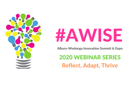 AWISE Webinar Series: Reflect, Adapt, Thrive
