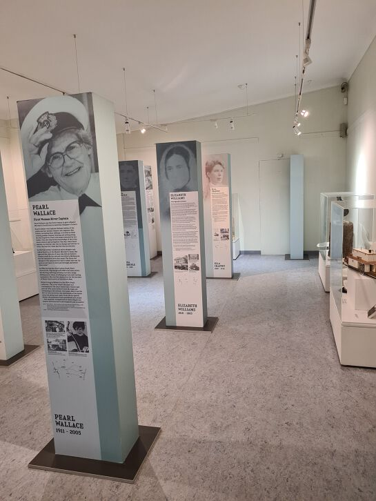 Women of the River Country Exhibition