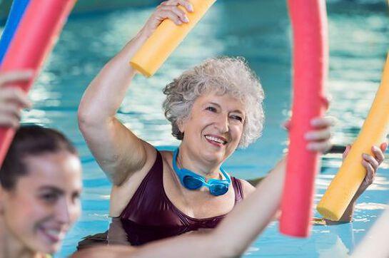 Seniors Aqua - HD Subsidised Activities Program