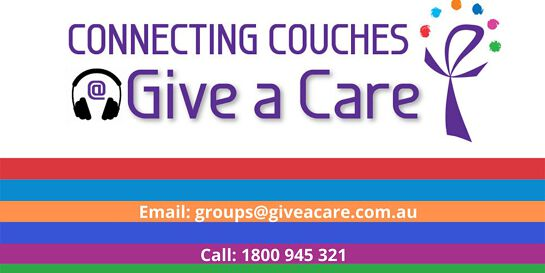 Connecting Couches @ Give a Care - Music with Shae