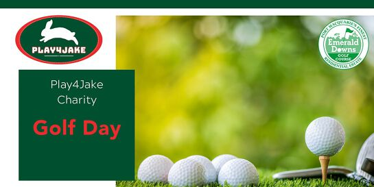 Play4Jake Charity Golf Day
