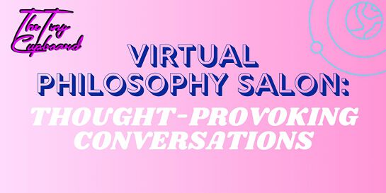 Virtual Philosophy Salon: Thinking About Policing