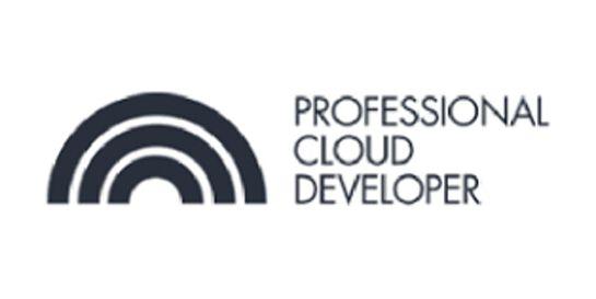 CCC-Professional Cloud Developer (PCD) 3 Days Virtual Live Training in Hobart