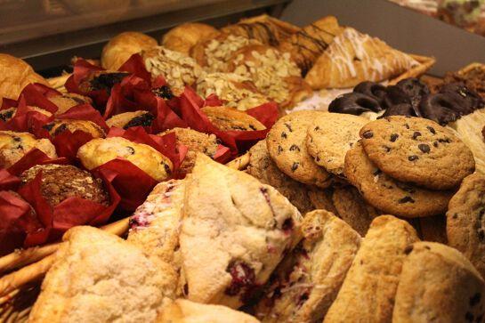 Judy's Kitchen Table - Morning Tea