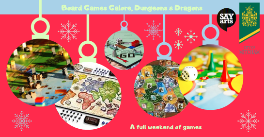 Games Galore & Christmas Cheer in Mitcham