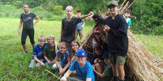 Wild 1 & Wild 2 School Holiday Survival Skills
