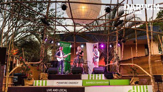 Rimfire Energy Bamboo Bandstand | Darwin Festival