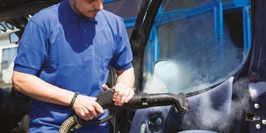 Car Steam Cleaning ZOOM Webinar and Steam Detailing Demonstration