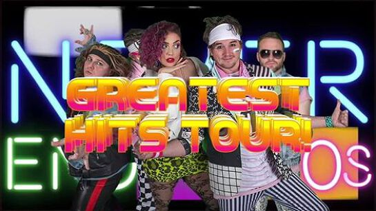 Never Ending 80s Greatest Hits Party Harvey Rd Tavern Gladstone