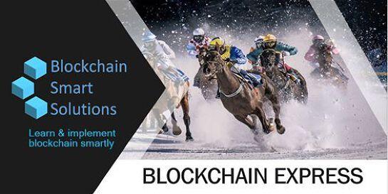 Blockchain Express Webinar | Melbourne