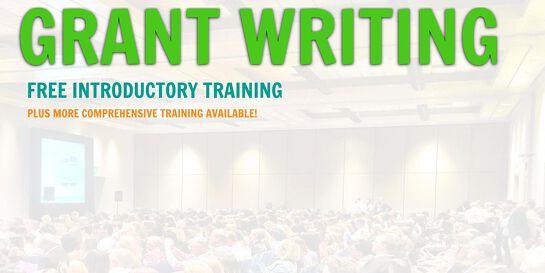 Grant Writing Introductory Training...Everett, Washington