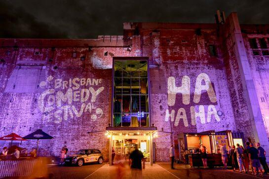 Brisbane Comedy Festival 2021