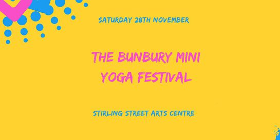 The Bunbury Mini Yoga Festival