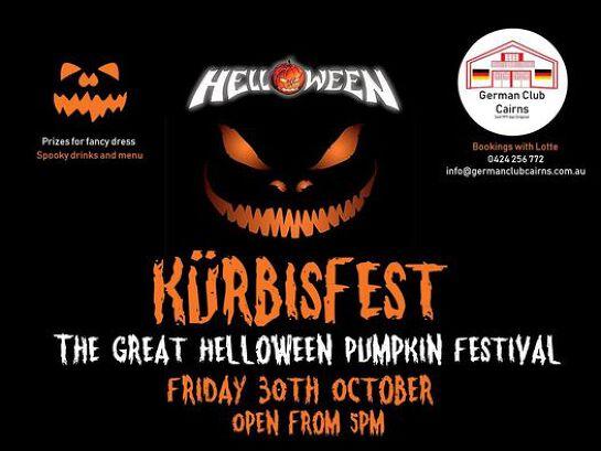 Kürbisfest: The great Helloween Pumpkin Festival