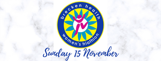 15th Brecken Health Women's Triathlon