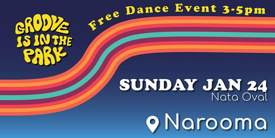 Groove is in the Park - Narooma
