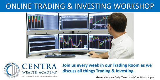 Online Trading & Investing Workshop - Weekly event