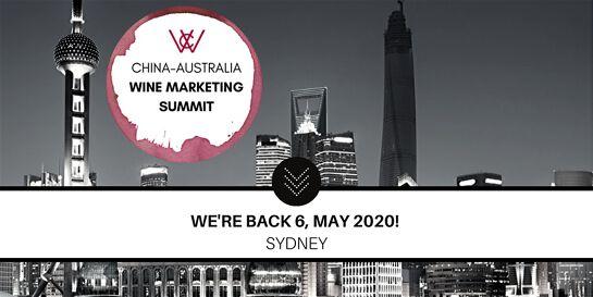 2020 WCA China-Australia Wine Marketing Summit