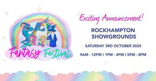Fantasy Festival - Rockhampton