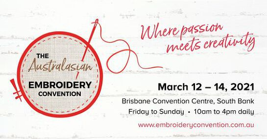 The Australasian Embroidery Convention