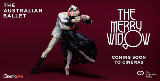 The Australian Ballet- The Merry Widow