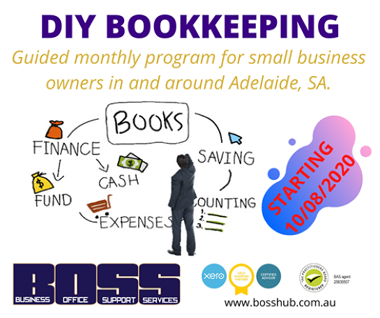 DIY Bookkeeping