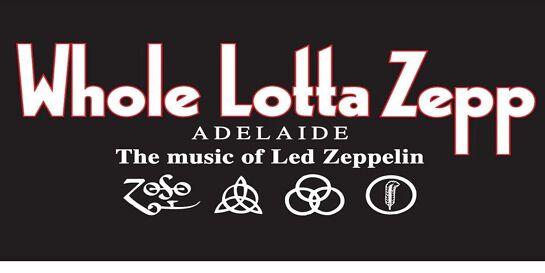 Whole Lotta Zepp Adelaide