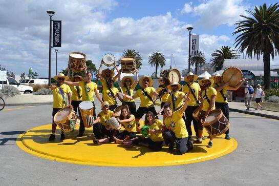 Meetup - Drumming - Afro Brazilian Style