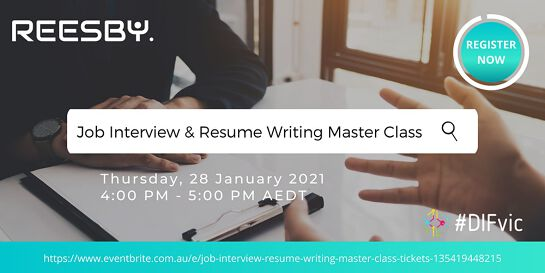 Job Interview & Resume Writing Virtual Summit