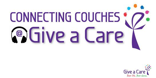 Connecting Couches @ Give a Care - Dance and Stretch with Amy