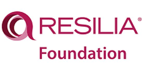 RESILIA Foundation 3 Days Virtual Live Training in Hobart