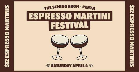 Espresso Martini Festival - PERTH