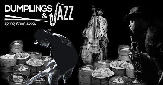 Dumplings and Jazz - Bondi