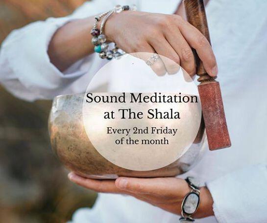 Sound Meditation at The Shala