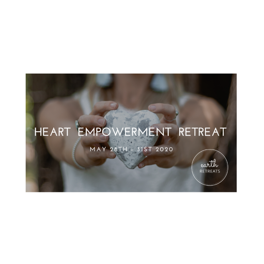 HEART EMPOWERMENT RETREAT - NOV 2021