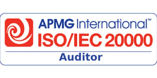 APMG – ISO/IEC 20000 Auditor 2 Days Virtual Live Training in Hobart