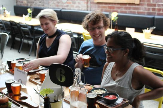 Newcastle Craft Beer and Food Tour