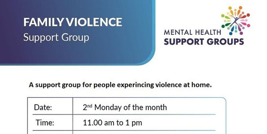 Family Violence Support Group
